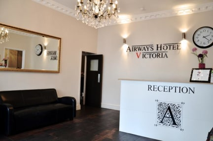Foto di Airways Hotel Victoria London