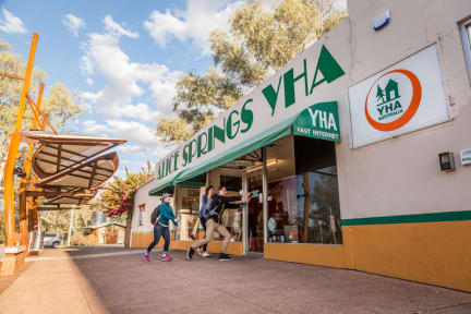 Foto di Alice Springs YHA