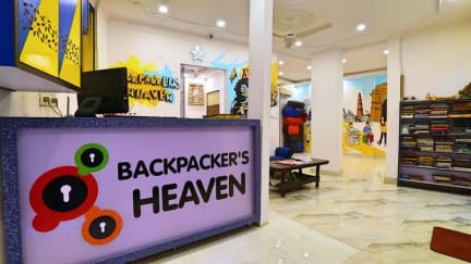 Fotky Backpackers Heaven@New King