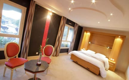 Foto's van Hotel Le Fruitier
