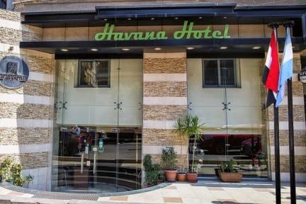 Foto's van Havana Hotel Cairo