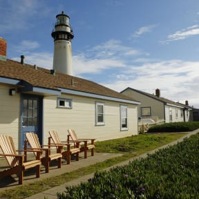 Foton av HI Pigeon Point Lighthouse Hostel