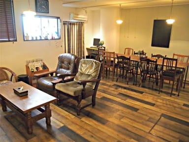 Zdjęcia nagrodzone J-Hoppers Hiroshima Guesthouse