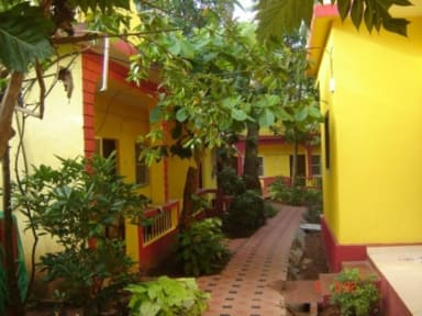Fotky Silver Moon Guest House Anjuna