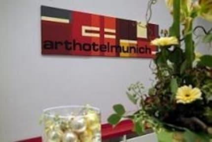 Kuvia paikasta: Arthotel Munich