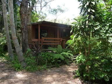 Samurai Beach Bungalows - Port Stephens YHA照片
