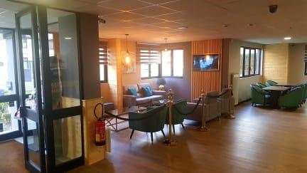 Kuvia paikasta: Eurohotel Paris Creteil