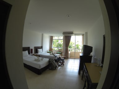 Foto di Karon Living Room Hotel