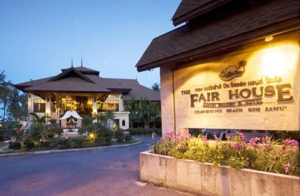 The Fair House Beach Resort & Hotel tesisinden Fotoğraflar