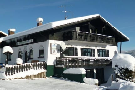Foto di Gästehaus am Berg