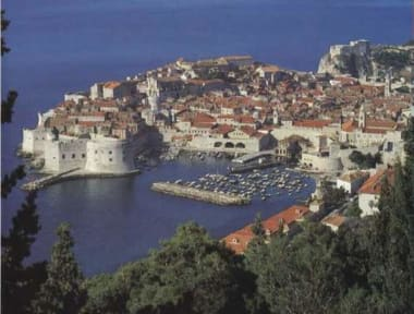 Photos of Old Town Dubrovnik