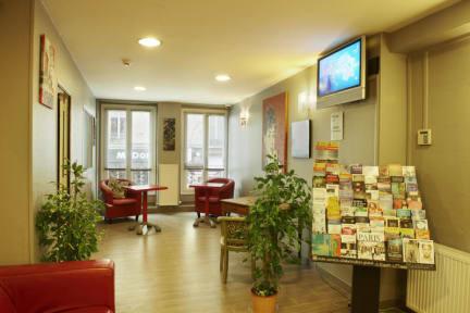 Fotky Hotel Montmartre Clignancourt