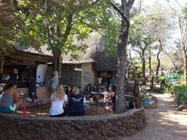 Foto's van Victoria Falls Backpackers