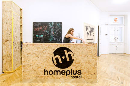 Kuvia paikasta: HomePlus Hostel