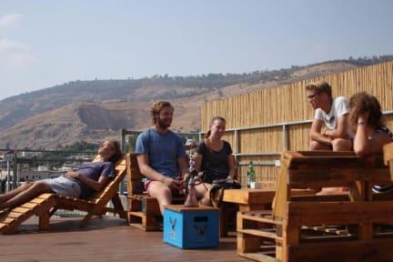 Zdjęcia nagrodzone Tiberias Hostel