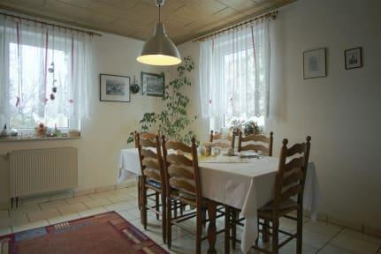 Landhaus-Pension Fleischhauer tesisinden Fotoğraflar