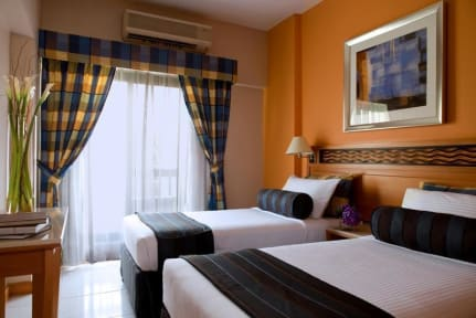 Photos de Golden Sands Hotel Apartments