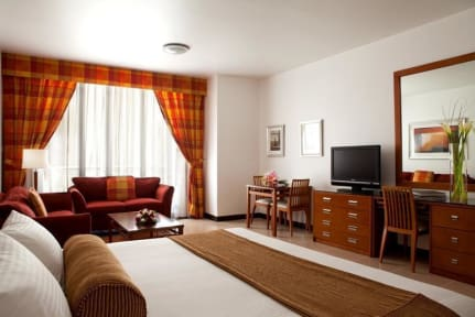 Foto's van Golden Sands Hotel Apartments