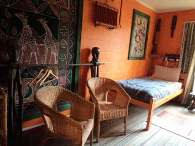 Foto di Global Village Travellers Lodge