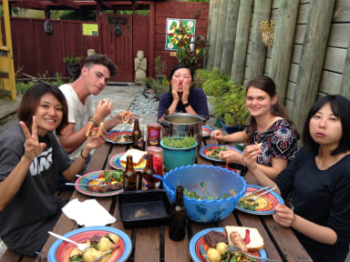 Global Village Travellers Lodgeの写真