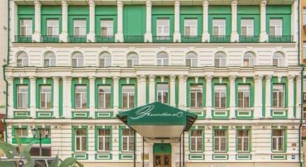Zdjęcia nagrodzone Hotel Hermitage