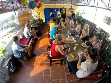 Fotografias de Tribee Cham Hostel