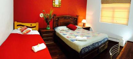 Casa Hualpa Hostelの写真
