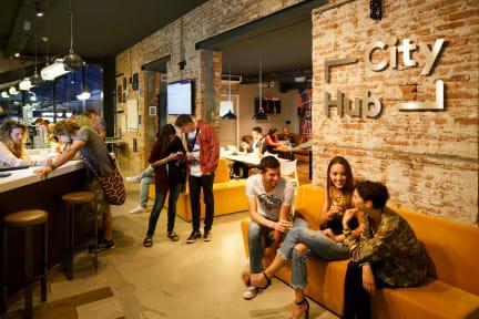 Fotky CityHub Amsterdam