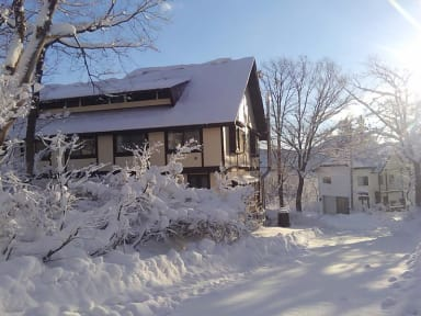 Foto di Funky Monkey Lodge Myoko