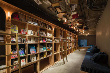 Photos of Book And Bed Tokyo Ikebukuro