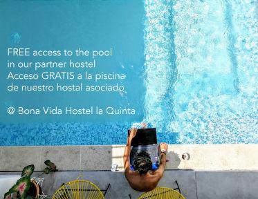 Foto's van Bona Vida Hostel la Quinta II