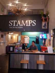 Stamps Backpackersの写真