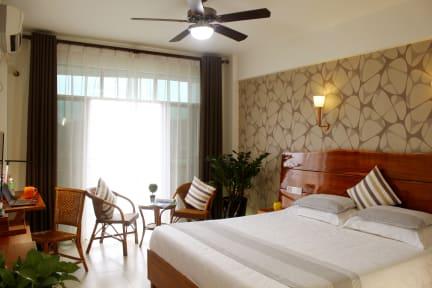 三亚海棠湾红屋顶精品酒店照片