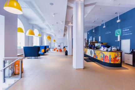 a&o Salzburg Hauptbahnhof tesisinden Fotoğraflar