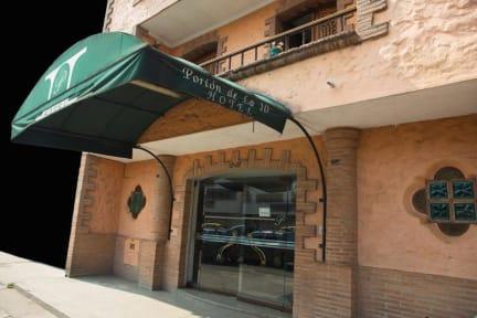 Zdjęcia nagrodzone Hotel Porton de la 10