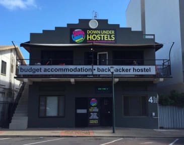 Foto's van Down Under Hostels