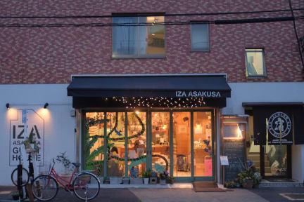 Photos de Iza Tokyo Asakusa Guesthouse
