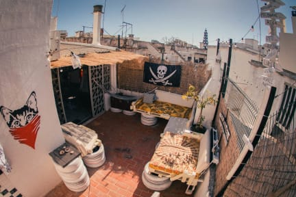 Foton av Pirate Backpackers Faro