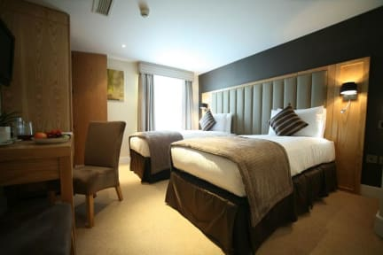 Foto's van Best Western Boltons London Kensington