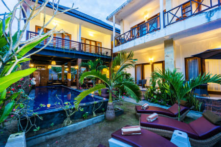 Photos of Nyuh Gading Home Stay