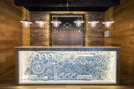 Photos of Sleepbox Sukhumvit 22