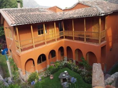 Foto di Flying Dog Hostels Urubamba