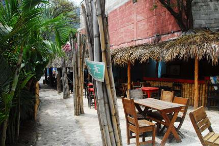 La Palapa Pana's Party Hostel照片