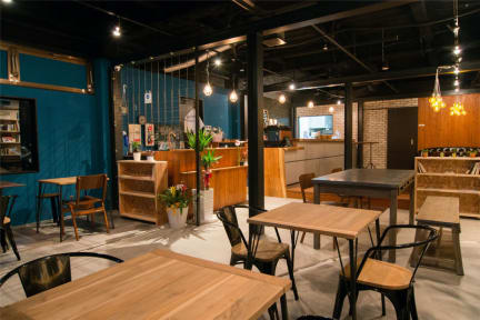 Фотографии Tonagi Hostel × Cafe