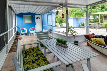 Bilder av The Blue House - Guest House