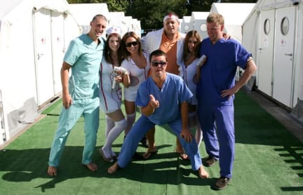 Photos of Hangover Hospital Oktoberfest