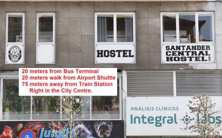 Santander Central Hostelの写真
