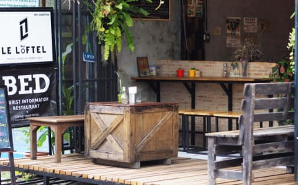 Fotky Le Loftel Hostel Chiang Mai