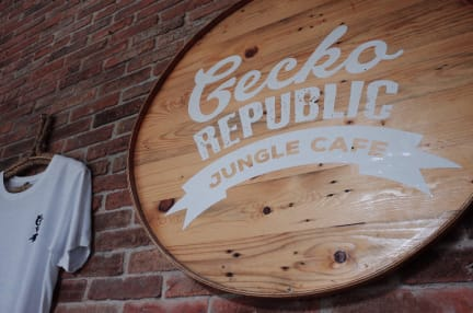 Gecko Republic Jungle Hostel照片