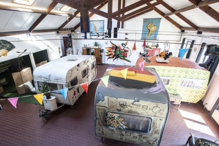 Treck Hostel tesisinden Fotoğraflar